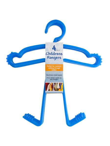 Baby Boys Clothes Hanger Set (Available in a pack of 6)
