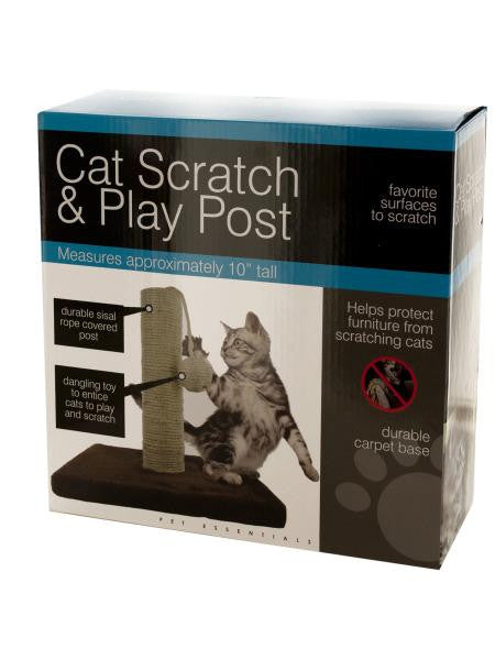 Cat Scratch & Play Post (Available in a pack of 1)