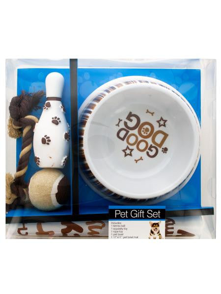 Good Dog Pet Gift Set (Available in a pack of 1)