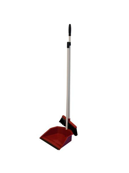 Broom and Dustpan with Handle Set (Available in a pack of 4)