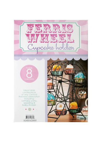 Ferris Wheel Cupcake Holder (Available in a pack of 1)