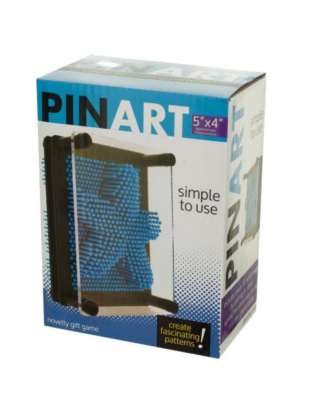 Plastic Pin Art Novelty Gift Game (Available in a pack of 1)