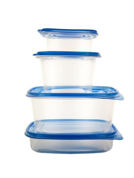Large Variety Pack Food Storage Containers Set (Available in a pack of 1)