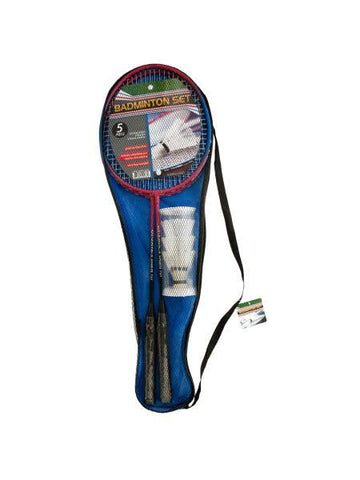 Badminton Set with Carry Bag (Available in a pack of 4)