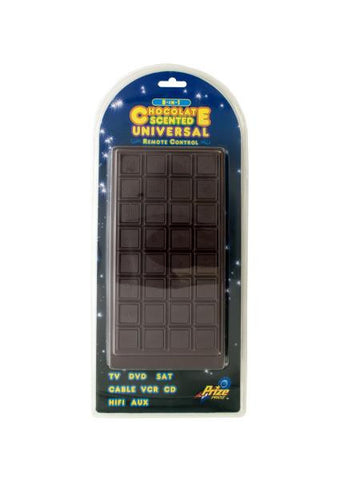 8-In-1 Giant Chocolate Scented Universal Remote Control (Available in a pack of 4)