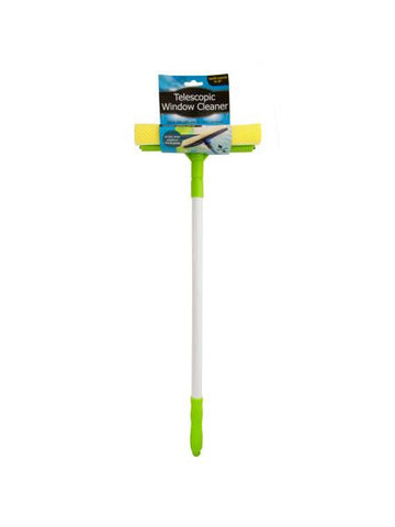 Telescopic Window Cleaner (Available in a pack of 4)