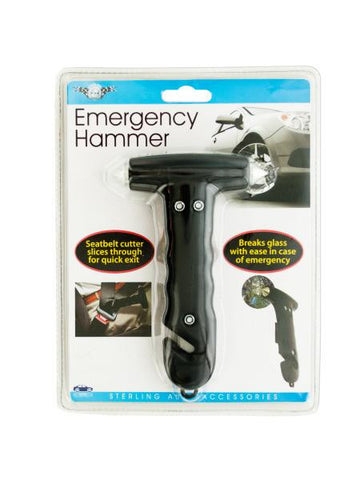 Emergency Hammer (Available in a pack of 6)