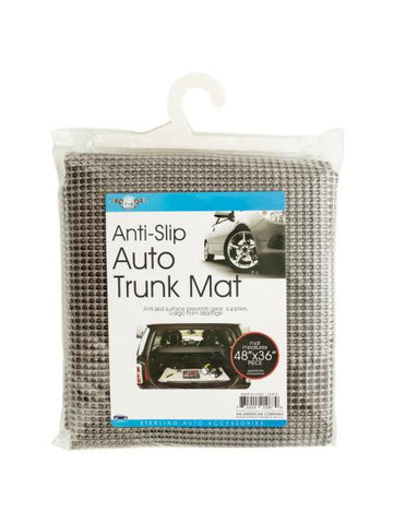 Anti-Slip Auto Trunk Mat (Available in a pack of 4)