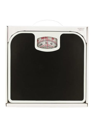 Mechanical Bathroom Scale with Non-Skid Surface (Available in a pack of 1)