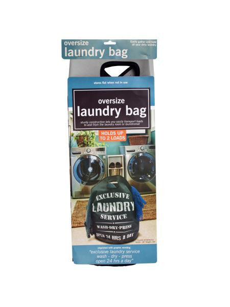 Oversize Laundry Bag (Available in a pack of 4)