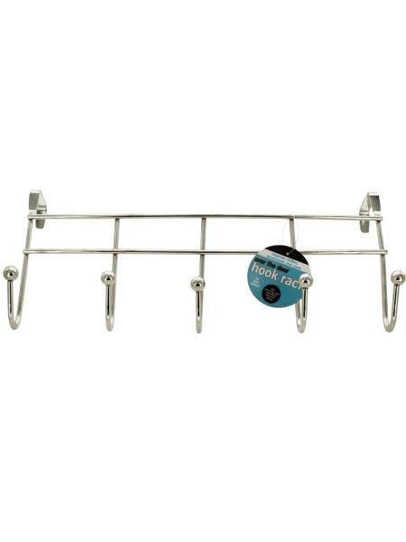 Over the Door Hook Rack (Available in a pack of 4)