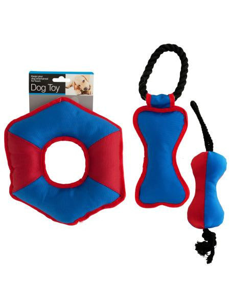 Nylon Dog Chew Toy (Available in a pack of 3)