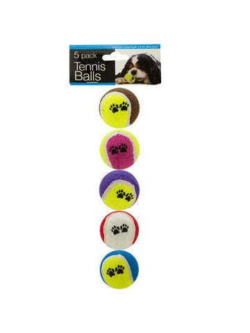 Medium Size Dog Tennis Balls Set (Available in a pack of 4)
