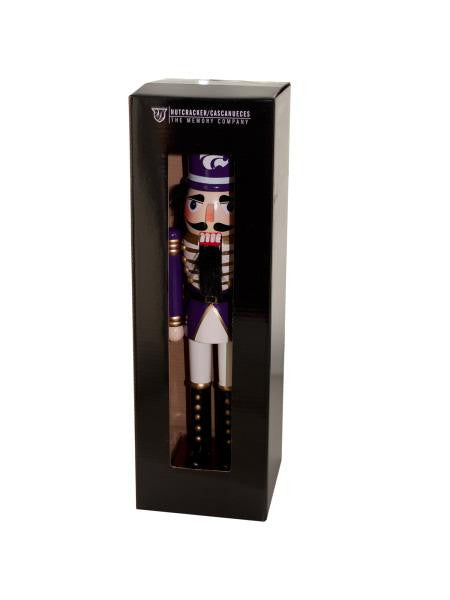 Kansas State University Nutcracker (Available in a pack of 1)