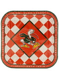 Miami Hurricanes Lunch Plates Set (Available in a pack of 24)