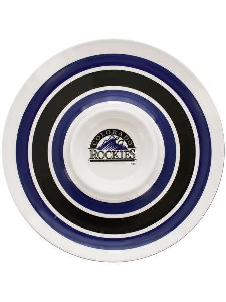 Colorado Rockies Chip & Dip (Available in a pack of 6)