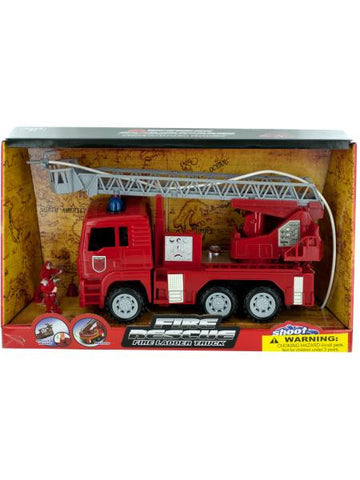 Fire Rescue Truck with Water Hose (Available in a pack of 1)