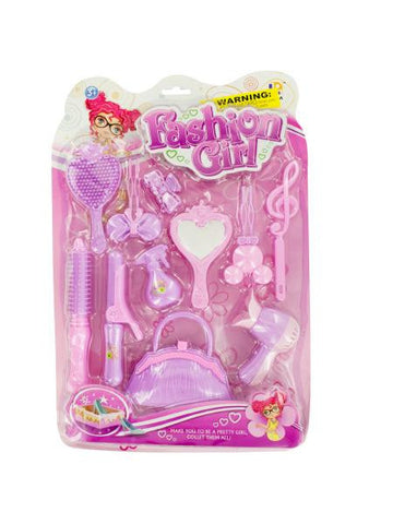 Fashion Girl Beauty Play Set (Available in a pack of 4)