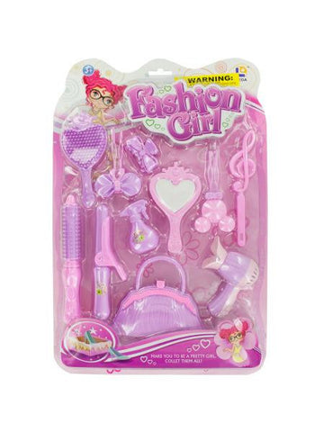 Hair & Makeup Play Beauty Set (Available in a pack of 4)