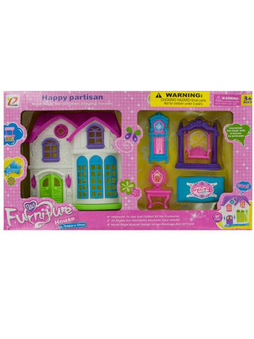 Little House Playset (Available in a pack of 1)