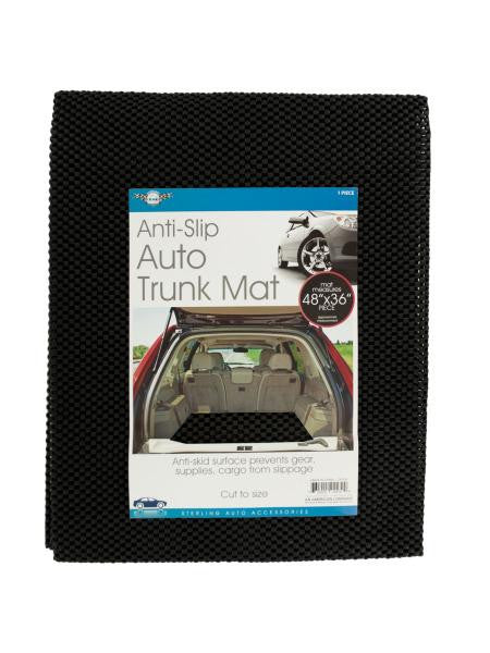 Anti-Slip Auto Trunk Mat (Available in a pack of 2)