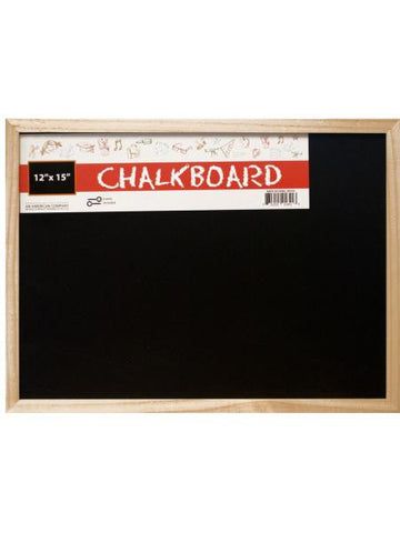 Wall Mountable Chalkboard (Available in a pack of 6)