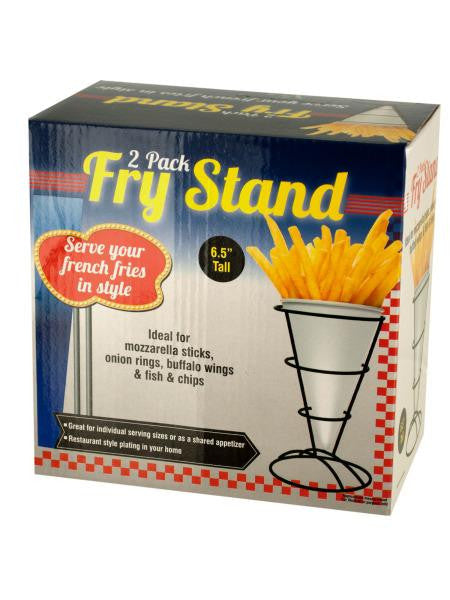 French Fry Stand Set (Available in a pack of 6)