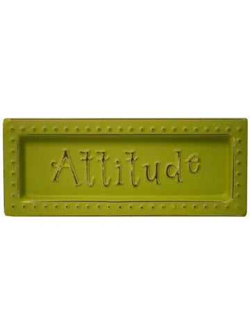 Attitude Mini Metal Sign Magnet (Available in a pack of 28)