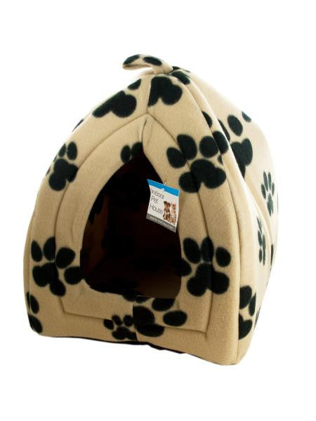 Cozy Fleece Indoor Pet House (Available in a pack of 1)