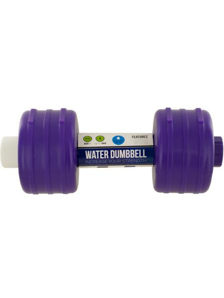 Water Dumbbell (Available in a pack of 4)