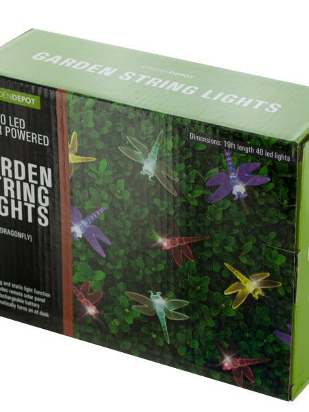 Dragonfly Solar Powered LED String Lights (Available in a pack of 1)