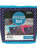 Cloth Storage Bin with Handles (Available in a pack of 4)