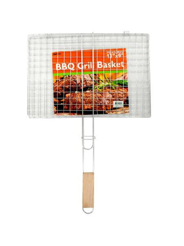 Barbecue Grill Basket (Available in a pack of 4)