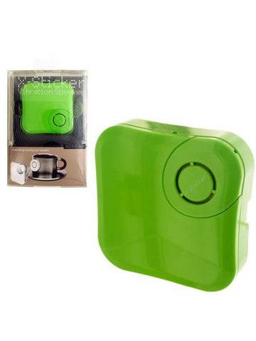 X-Sticker Green Vibration Speaker (Available in a pack of 4)