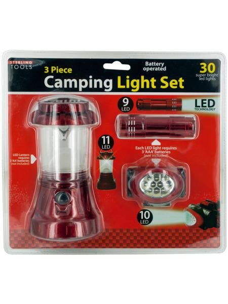 Camping Light Set (Available in a pack of 1)