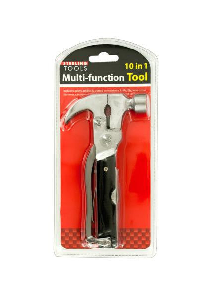 10 in 1 Multi-Function Hammer Tool (Available in a pack of 1)
