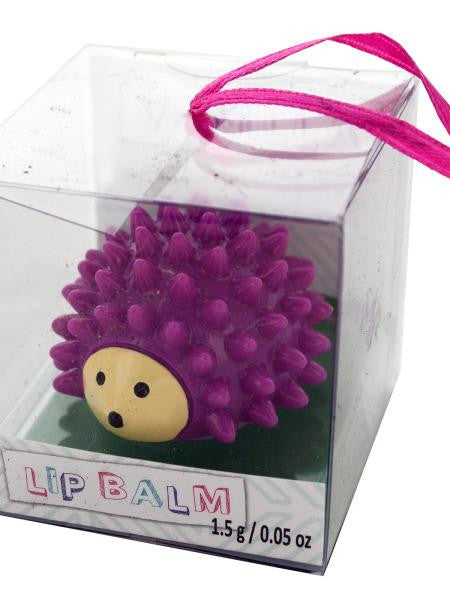 Vanilla Hedgehog Lip Balm (Available in a pack of 24)
