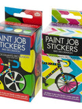 Paint Job Bike Decoration Stickers (Available in a pack of 15)
