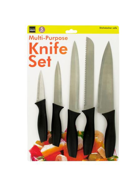 Multi-Purpose Kitchen Knife Set (Available in a pack of 1)