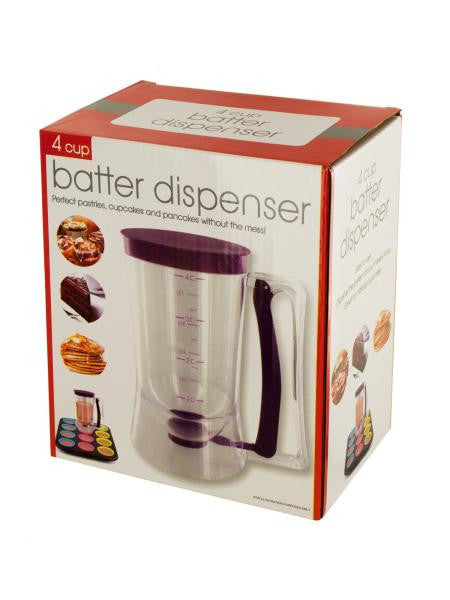 Batter Dispenser with Squeeze Handle (Available in a pack of 1)