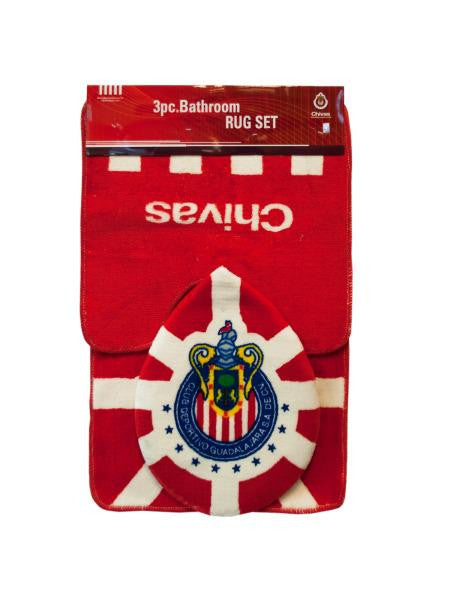 Officially Licensed Chivas Bathroom Rug Set (Available in a pack of 1)