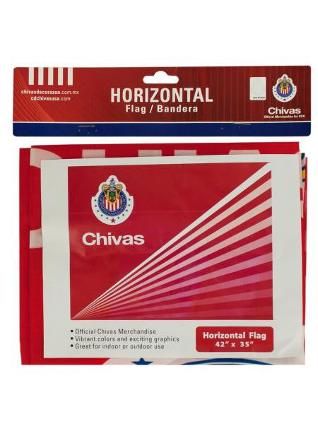Officially Licensed Chivas Horizontal Flag (Available in a pack of 24)