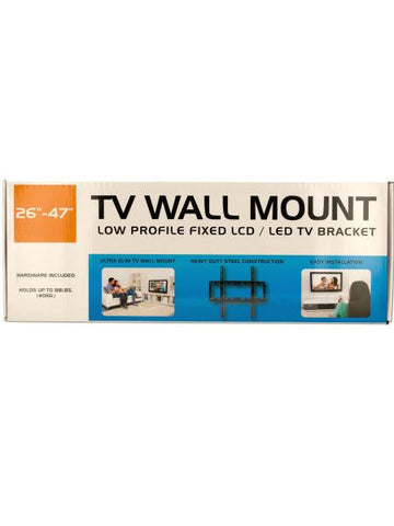Medium Low Profile TV Wall Mount (Available in a pack of 1)