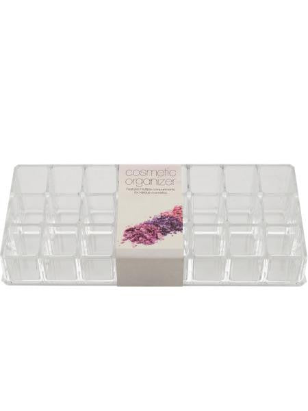 Multi Compartment Cosmetic Organizer (Available in a pack of 4)