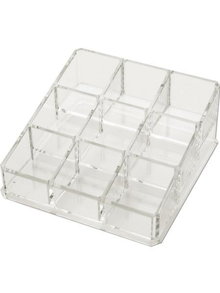 Small Multi Cell Cosmetic Organizer (Available in a pack of 4)