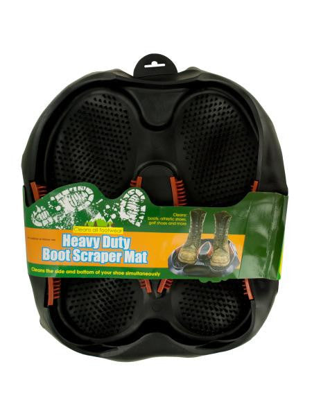 Heavy Duty Boot Scraper Mat (Available in a pack of 1)