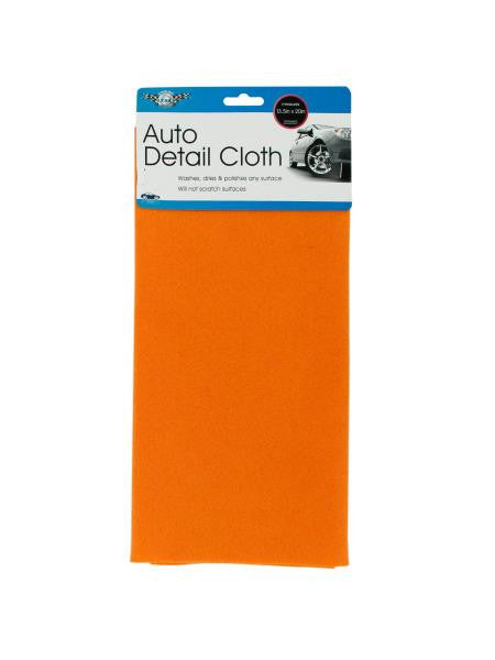 Auto Detail Cloth (Available in a pack of 24)