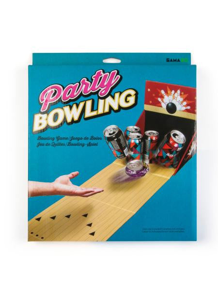 Party Bowling Game (Available in a pack of 3)