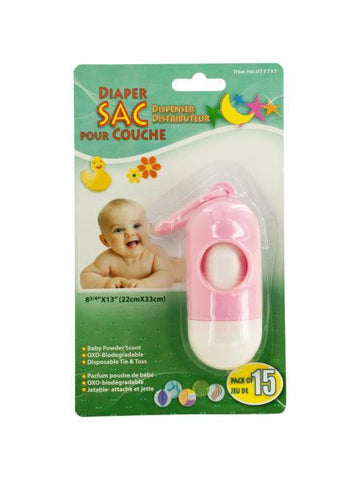 Scented Diaper Sac Dispenser (Available in a pack of 24)
