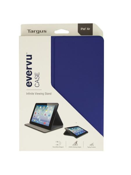 Targus iPad Air Violet Evervu Viewing Stand Case (Available in a pack of 5)